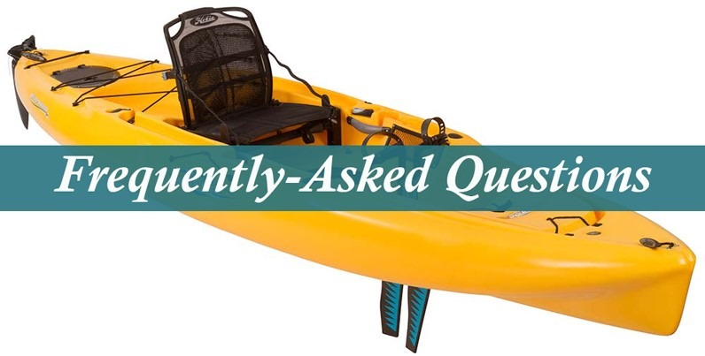 fishing kayak frequently asked questions